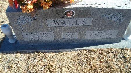 WALLS, JAMES BOBBIE - Parker County, Texas | JAMES BOBBIE WALLS - Texas Gravestone Photos