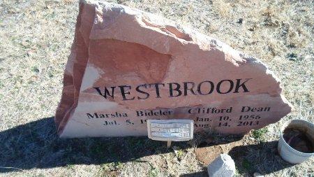 WESTBROOK, CLIFFORD DEAN - Parker County, Texas | CLIFFORD DEAN WESTBROOK - Texas Gravestone Photos