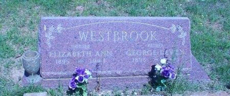 WESTBROOK, ELIZABETH ANN - Parker County, Texas   ELIZABETH ANN WESTBROOK - Texas Gravestone Photos