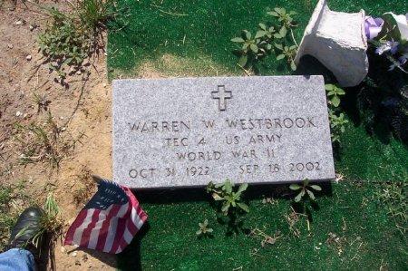 WESTBROOK, WESLEY WARREN - Parker County, Texas   WESLEY WARREN WESTBROOK - Texas Gravestone Photos