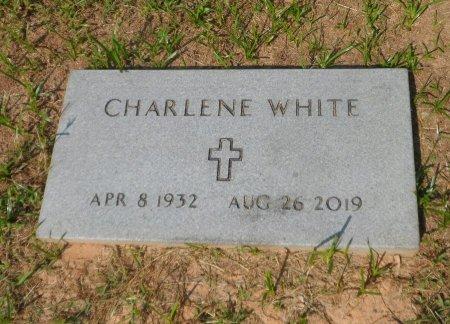 WHITE, CHARLENE - Parker County, Texas | CHARLENE WHITE - Texas Gravestone Photos
