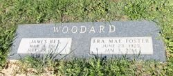 WOODARD (VETERAN WWII), JAMES REX - Parker County, Texas | JAMES REX WOODARD (VETERAN WWII) - Texas Gravestone Photos