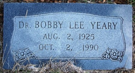 YEARY, BOBBY LEE - Parker County, Texas | BOBBY LEE YEARY - Texas Gravestone Photos