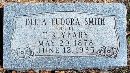 YEARY, DELLA EUDORA - Parker County, Texas   DELLA EUDORA YEARY - Texas Gravestone Photos
