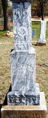 YEARY, DAVID ARDEN - Parker County, Texas | DAVID ARDEN YEARY - Texas Gravestone Photos