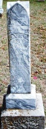 YEARY, JOHN W. - Parker County, Texas   JOHN W. YEARY - Texas Gravestone Photos