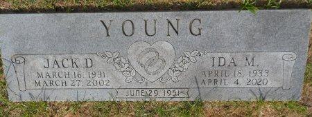 YOUNG, IDA MAE - Parker County, Texas | IDA MAE YOUNG - Texas Gravestone Photos