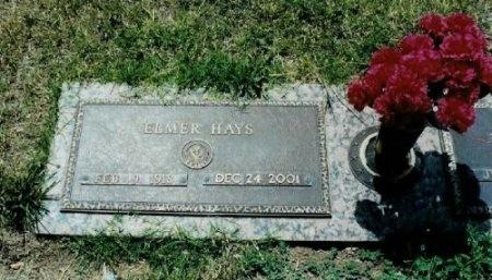 "HAYS, ELMER ""JIGGS"" - Potter County, Texas   ELMER ""JIGGS"" HAYS - Texas Gravestone Photos"