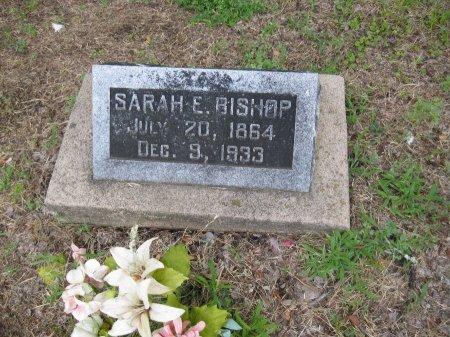 BISHOP, SARAH E - Rains County, Texas | SARAH E BISHOP - Texas Gravestone Photos