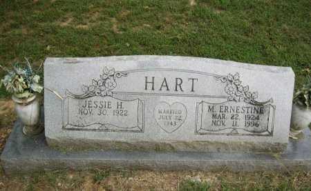HART, JESSIE H - Rains County, Texas | JESSIE H HART - Texas Gravestone Photos