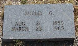 CAUBLE, EUCLID GIDDEON - Reagan County, Texas | EUCLID GIDDEON CAUBLE - Texas Gravestone Photos
