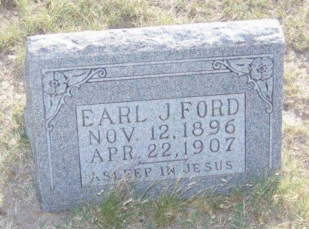 FORD, EARL J. - Reagan County, Texas | EARL J. FORD - Texas Gravestone Photos