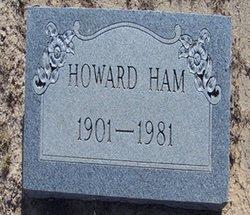 HAM, HOWARD - Reagan County, Texas | HOWARD HAM - Texas Gravestone Photos