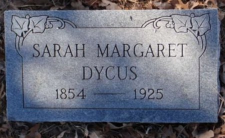 NELSON DYCUS, SARAH MARGARET - Red River County, Texas | SARAH MARGARET NELSON DYCUS - Texas Gravestone Photos
