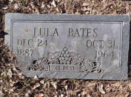 BATES, LULA - Red River County, Texas | LULA BATES - Texas Gravestone Photos