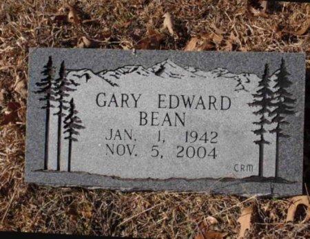 BEAN, GARY EDWARD - Red River County, Texas | GARY EDWARD BEAN - Texas Gravestone Photos