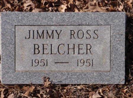 BELCHER, JIMMY ROSS - Red River County, Texas | JIMMY ROSS BELCHER - Texas Gravestone Photos