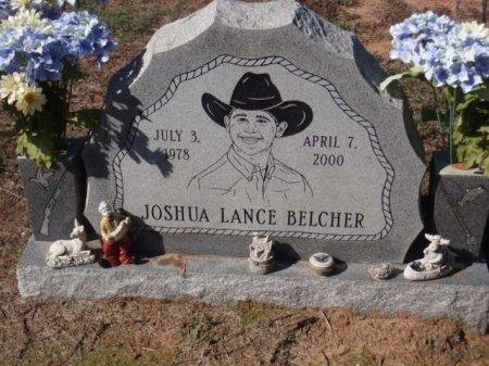 BELCHER, JOSHUA LANCE - Red River County, Texas | JOSHUA LANCE BELCHER - Texas Gravestone Photos