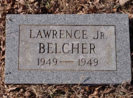BELCHER, JR, LAWRENCE - Red River County, Texas | LAWRENCE BELCHER, JR - Texas Gravestone Photos