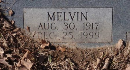BELCHER, MELVIN (CLOSEUP) - Red River County, Texas | MELVIN (CLOSEUP) BELCHER - Texas Gravestone Photos