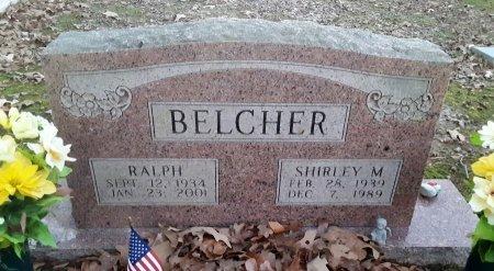 BELCHER, SHIRLEY M - Red River County, Texas | SHIRLEY M BELCHER - Texas Gravestone Photos