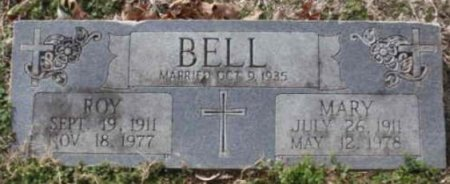 BELL, MARY - Red River County, Texas | MARY BELL - Texas Gravestone Photos