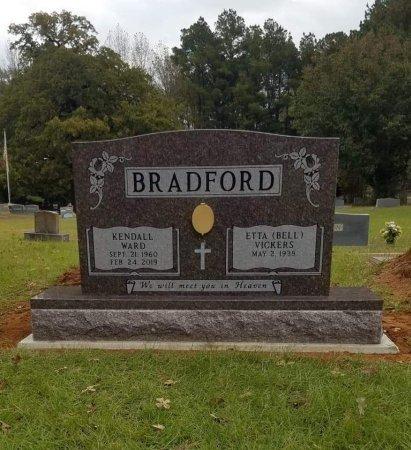 BRADFORD, KENDALL WARD - Red River County, Texas   KENDALL WARD BRADFORD - Texas Gravestone Photos
