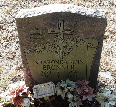 BRONNER, SHARONDA ANN - Red River County, Texas | SHARONDA ANN BRONNER - Texas Gravestone Photos