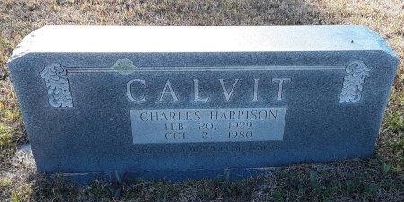 CALVIT, CHARLES HARRISON - Red River County, Texas   CHARLES HARRISON CALVIT - Texas Gravestone Photos