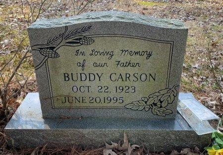 CARSON, BUDDY - Red River County, Texas | BUDDY CARSON - Texas Gravestone Photos