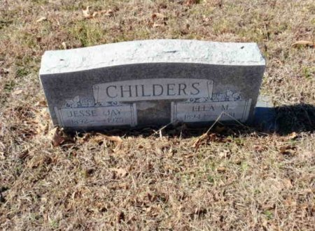CHILDERS, JESSE JAY - Red River County, Texas | JESSE JAY CHILDERS - Texas Gravestone Photos