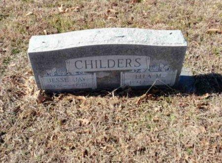 CHILDERS, ELLA M - Red River County, Texas | ELLA M CHILDERS - Texas Gravestone Photos