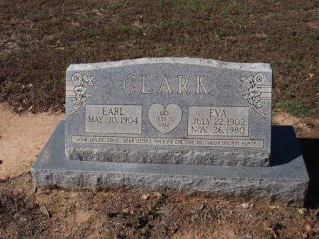 HALEY CLARK, EVA - Red River County, Texas   EVA HALEY CLARK - Texas Gravestone Photos