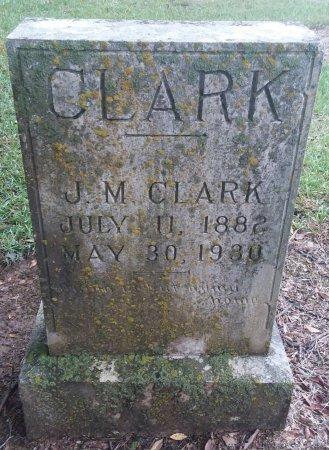 CLARK, J M - Red River County, Texas   J M CLARK - Texas Gravestone Photos