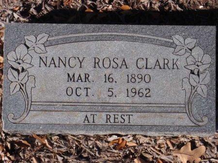 CLARK, NANCY ROSA - Red River County, Texas   NANCY ROSA CLARK - Texas Gravestone Photos