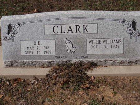 CLARK, O D - Red River County, Texas   O D CLARK - Texas Gravestone Photos