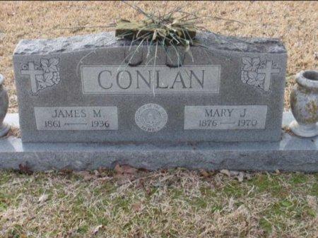 CONLAN WHITMAN, MARY J - Red River County, Texas | MARY J CONLAN WHITMAN - Texas Gravestone Photos
