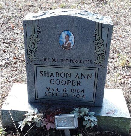 COOPER, SHARON ANN - Red River County, Texas | SHARON ANN COOPER - Texas Gravestone Photos