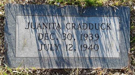 CRADDUCK, JUANITA - Red River County, Texas | JUANITA CRADDUCK - Texas Gravestone Photos