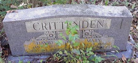 CRITTENDEN, MARY - Red River County, Texas   MARY CRITTENDEN - Texas Gravestone Photos