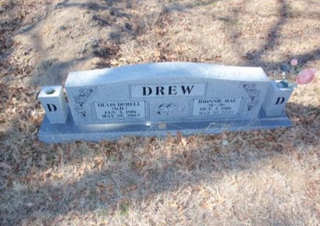 BULLARD DREW, JOHNNIE MAE - Red River County, Texas | JOHNNIE MAE BULLARD DREW - Texas Gravestone Photos