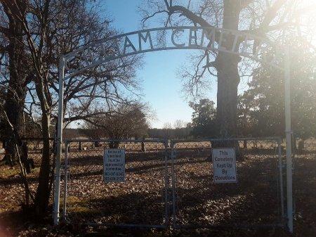 *ENTRANCE & GATE,  - Red River County, Texas |  *ENTRANCE & GATE - Texas Gravestone Photos