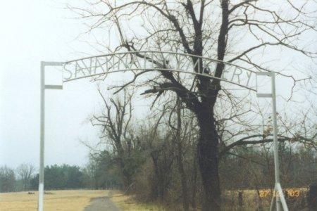 *ENTRANCE & SIGN,  - Red River County, Texas |  *ENTRANCE & SIGN - Texas Gravestone Photos
