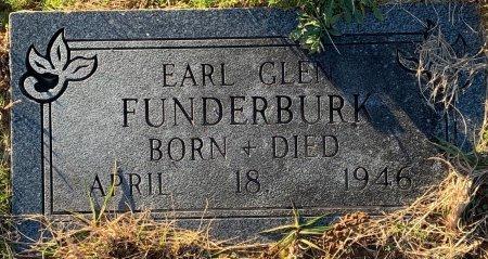 FUNDERBURK, EARL GLEN - Red River County, Texas | EARL GLEN FUNDERBURK - Texas Gravestone Photos