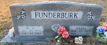 FUNDERBURK, HAZEL - Red River County, Texas   HAZEL FUNDERBURK - Texas Gravestone Photos