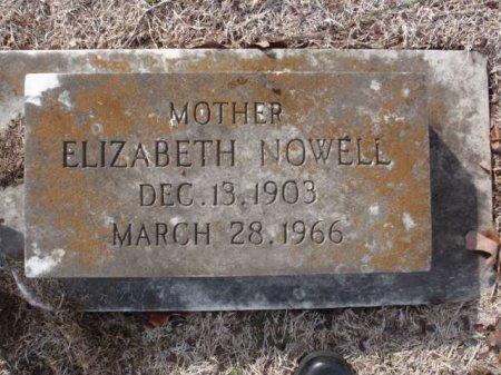 GAY, ELIZABETH - Red River County, Texas | ELIZABETH GAY - Texas Gravestone Photos