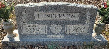 HENDERSON, CALVIN C - Red River County, Texas   CALVIN C HENDERSON - Texas Gravestone Photos