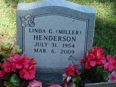 HENDERSON, LINDA G. - Red River County, Texas | LINDA G. HENDERSON - Texas Gravestone Photos
