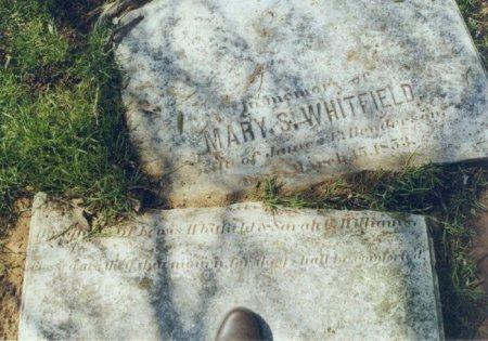 HENDERSON, MARY S - Red River County, Texas   MARY S HENDERSON - Texas Gravestone Photos