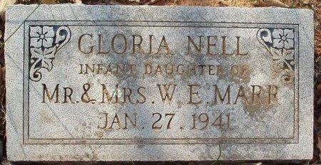 MARR, GLORIA NELL - Red River County, Texas | GLORIA NELL MARR - Texas Gravestone Photos